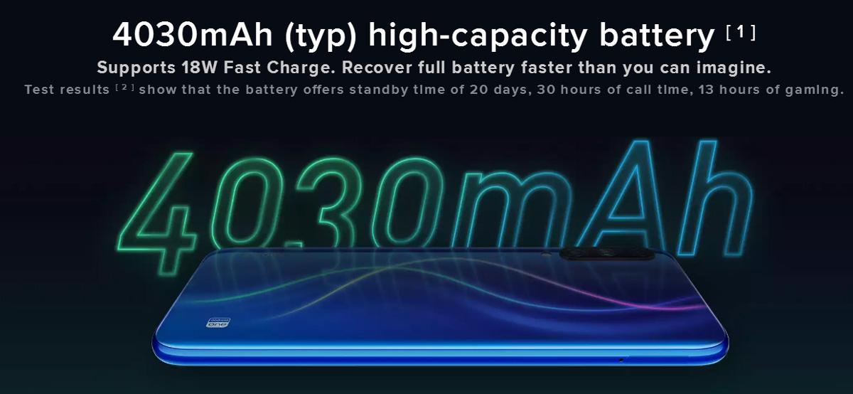 گوشی شیائومی مدل Mi A3 ظرفیت 64 گیگابایت 6