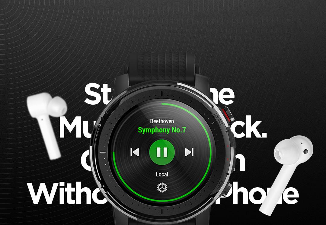 ساعت هوشمند شیائومی مدل Amazfit Stratos 3 16