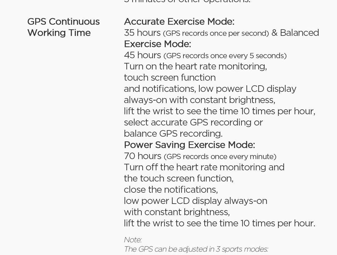 ساعت هوشمند شیائومی مدل Amazfit Stratos 3 21