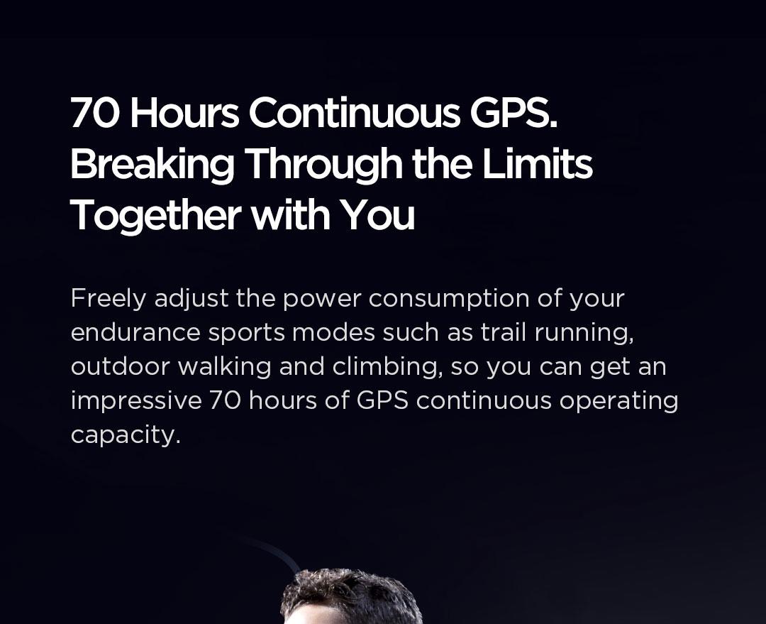 ساعت هوشمند شیائومی مدل Amazfit Stratos 3 6