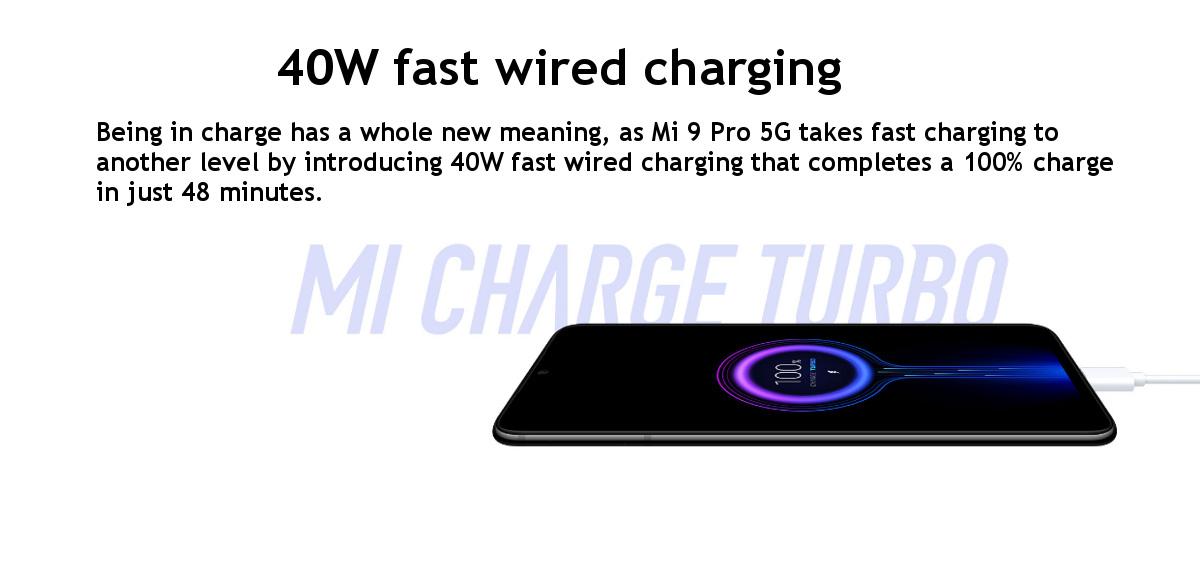 گوشی شیائومی مدل Mi 9 Pro 5G ظرفیت ۲۵۶ گیگابایت 3
