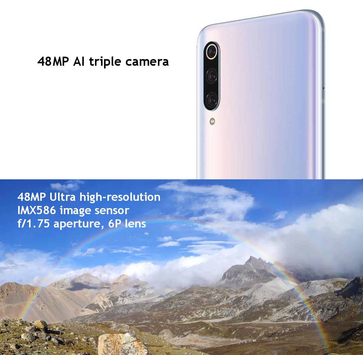 گوشی شیائومی مدل Mi 9 Pro 5G ظرفیت ۲۵۶ گیگابایت Mi 9 Pro 5G