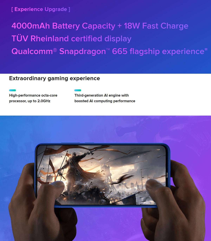 گوشی شیائومی مدل Redmi Note 8 ظرفیت 64 گیگابایت 8