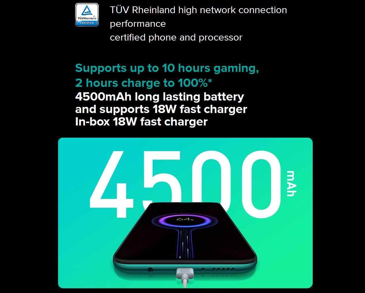 گوشی شیائومی مدل Redmi Note 8 Pro ظرفیت 128 گیگابایت 8