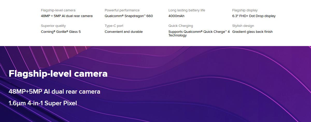 گوشی شیائومی مدل Redmi Note 7 ظرفیت 128 گیگابایت 1