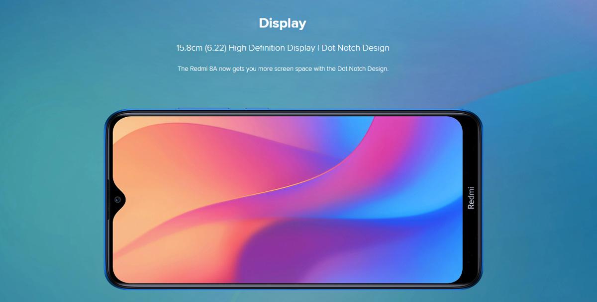 گوشی شیائومی مدل Redmi 8A ظرفیت 32 گیگابایت 3