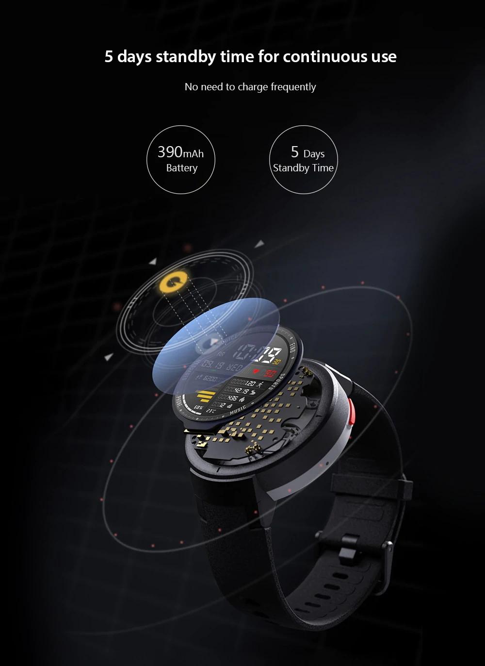 ساعت هوشمند شیائومی مدل Amazfit Verge Amazfit Verge