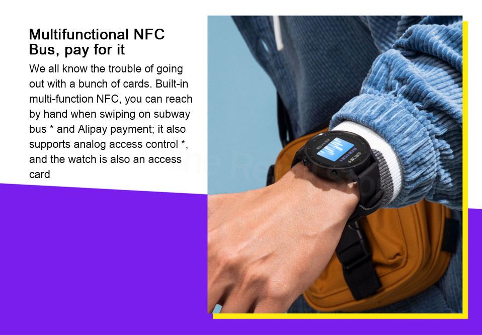 ساعت هوشمند شیائومی مدل Mi Watch Color Sport 15