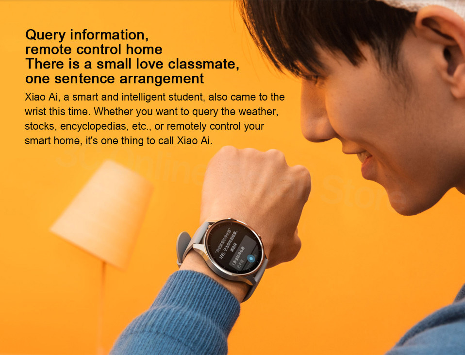 ساعت هوشمند شیائومی مدل Mi Watch Color Sport 16
