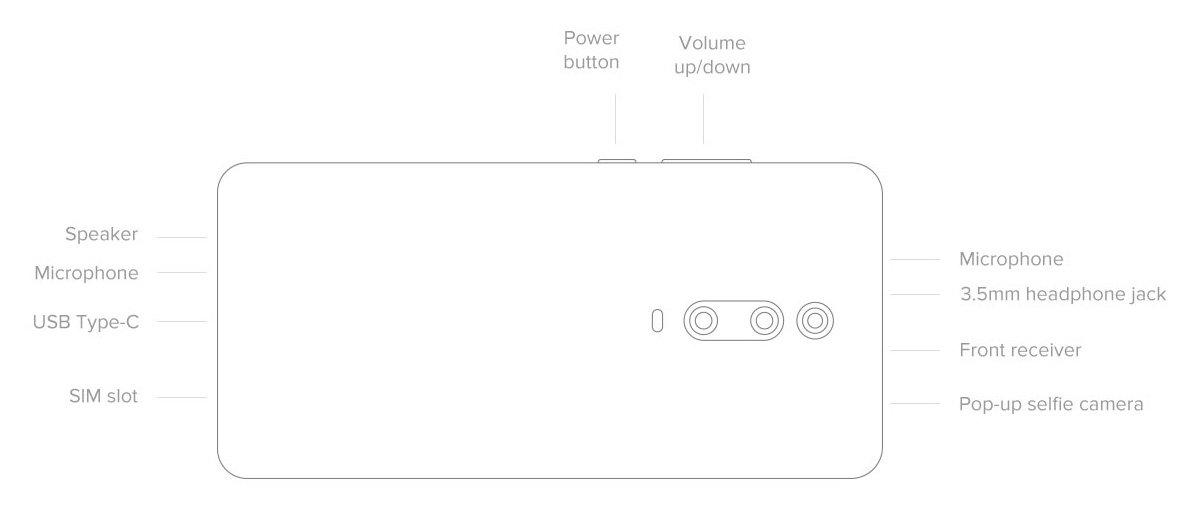 گوشی شیائومی مدل Mi 9T ظرفیت 128 گیگابایت 12
