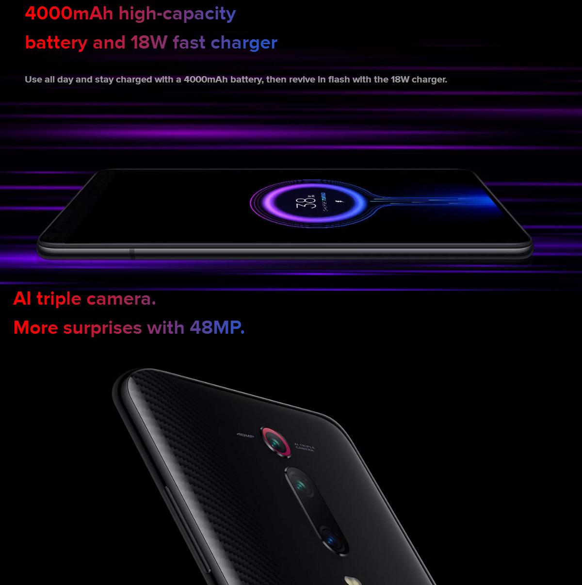 گوشی شیائومی مدل Mi 9T ظرفیت 128 گیگابایت 2