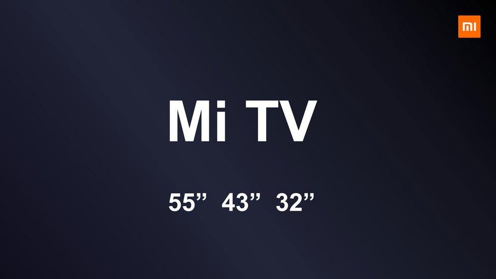 mi tv 4s 1