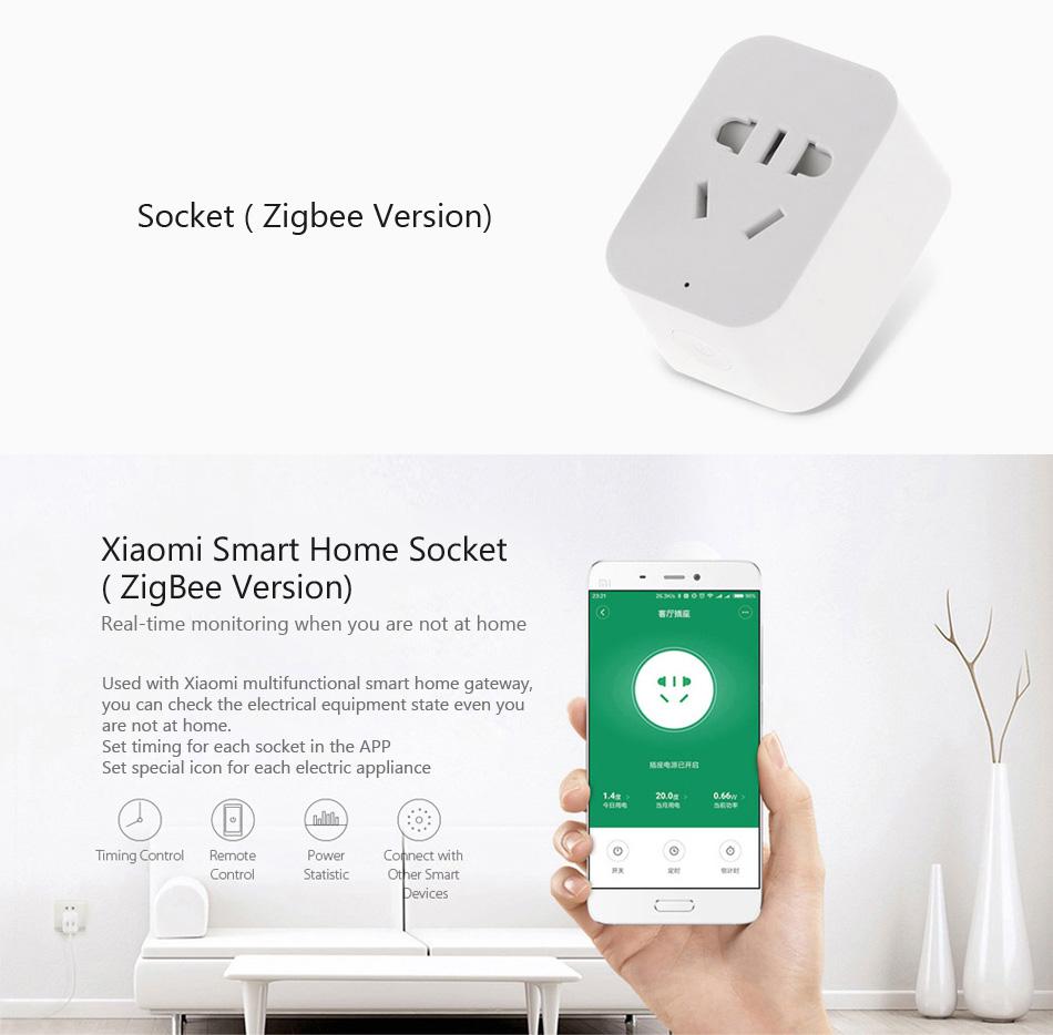کیت خانه هوشمند شیائومی مدل Mijia Smart Home Set 3