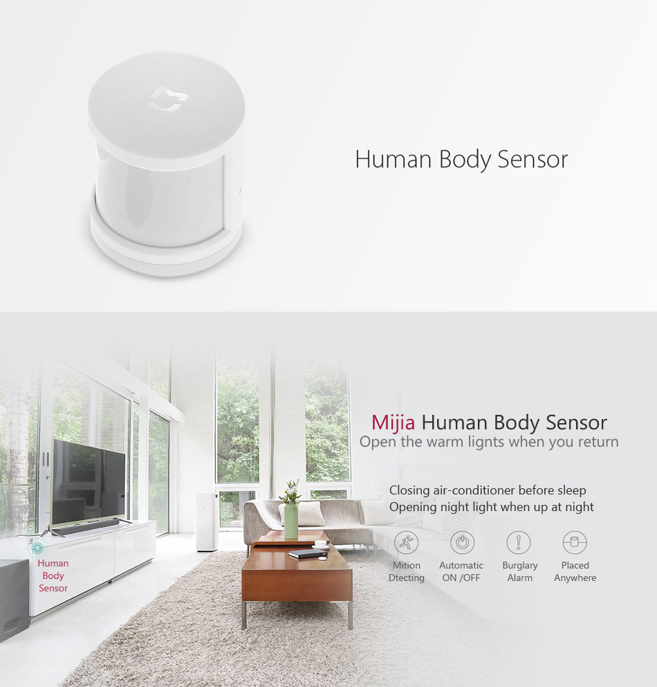 کیت خانه هوشمند شیائومی مدل Mijia Smart Home Set 5