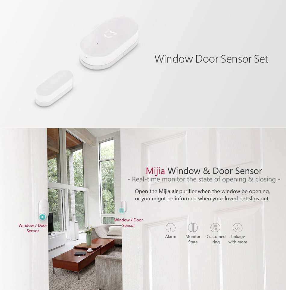 کیت خانه هوشمند شیائومی مدل Mijia Smart Home Set 6