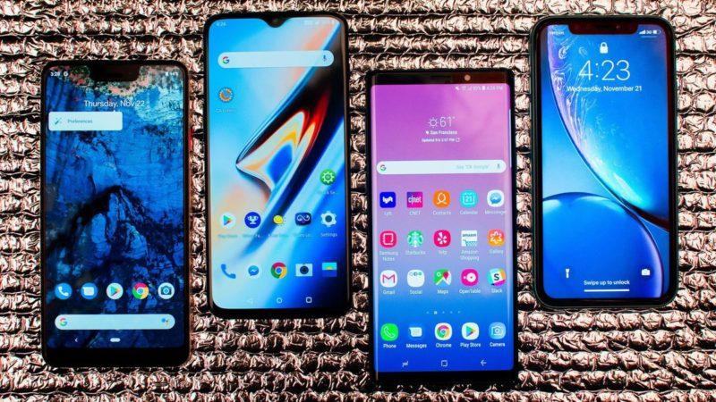 16 گوشی هوشمندی که در سال 2020