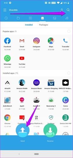 گوشی هوشمند شیائومی و نحوه انتقال داده 2020 9