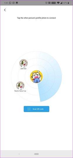 گوشی هوشمند شیائومی و نحوه انتقال داده 2020 11
