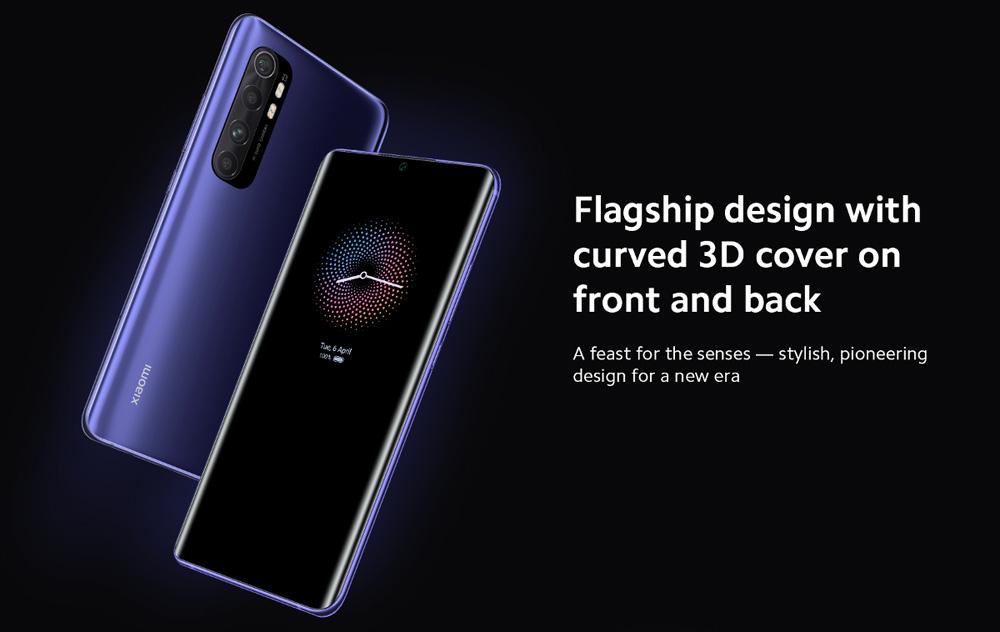 گوشی شیائومی مدل Mi Note 10 Lite ظرفیت 128 گیگابایت 2