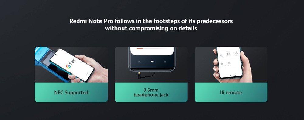 گوشی شیائومی مدل Note 9 Pro ظرفیت 64 گیگابایت Note 9 Pro