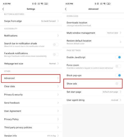 10 مورد از تنظیماتی که باید در MIUI تغییر دهید 1