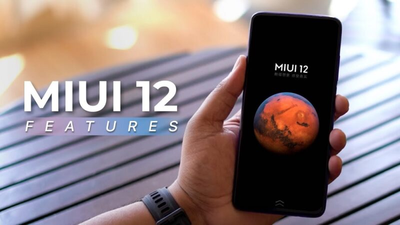معرفی 10 مورد از بهترین ویژگی های MIUI 12 شیائومی MIUI 12