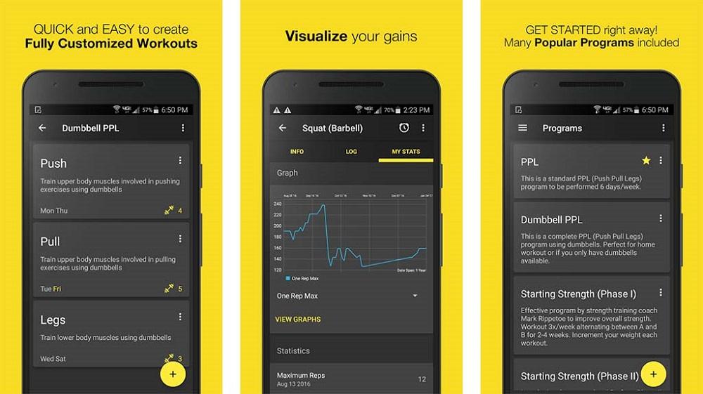 معرفی بهترین برنامه تناسب اندام برای گوشی های اندروید 2020 14