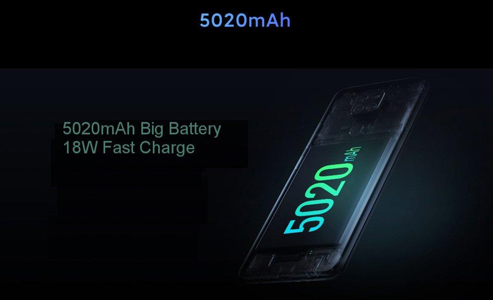 گوشی شیائومی مدل Redmi 10x 4G ظرفیت 6/128 گیگابایت 3