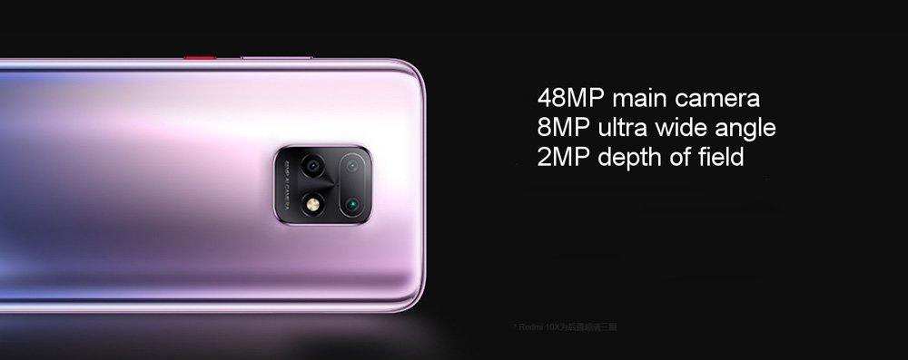 گوشی شیائومی مدل Redmi 10x 5G ظرفیت 128 گیگابایت Redmi 10x 5G