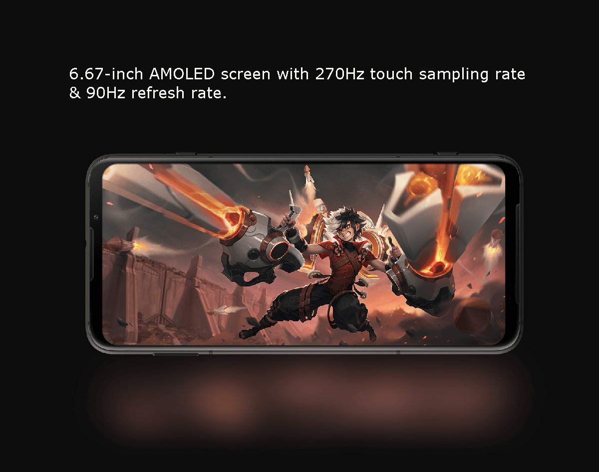 گوشی شیائومی مدل Black Shark 3 ظرفیت 256 گیگابایت Black Shark 3