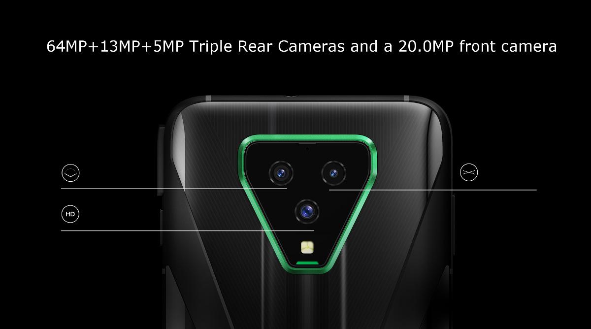 گوشی شیائومی مدل Black Shark 3 Pro ظرفیت 256 گیگابایت 11