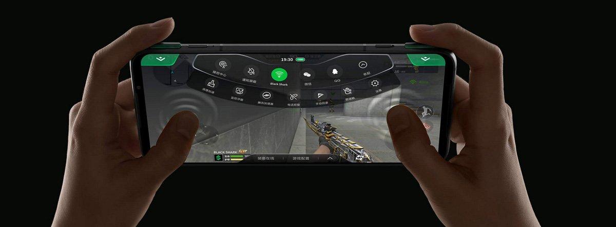 گوشی شیائومی مدل Black Shark 3 Pro ظرفیت 256 گیگابایت 3