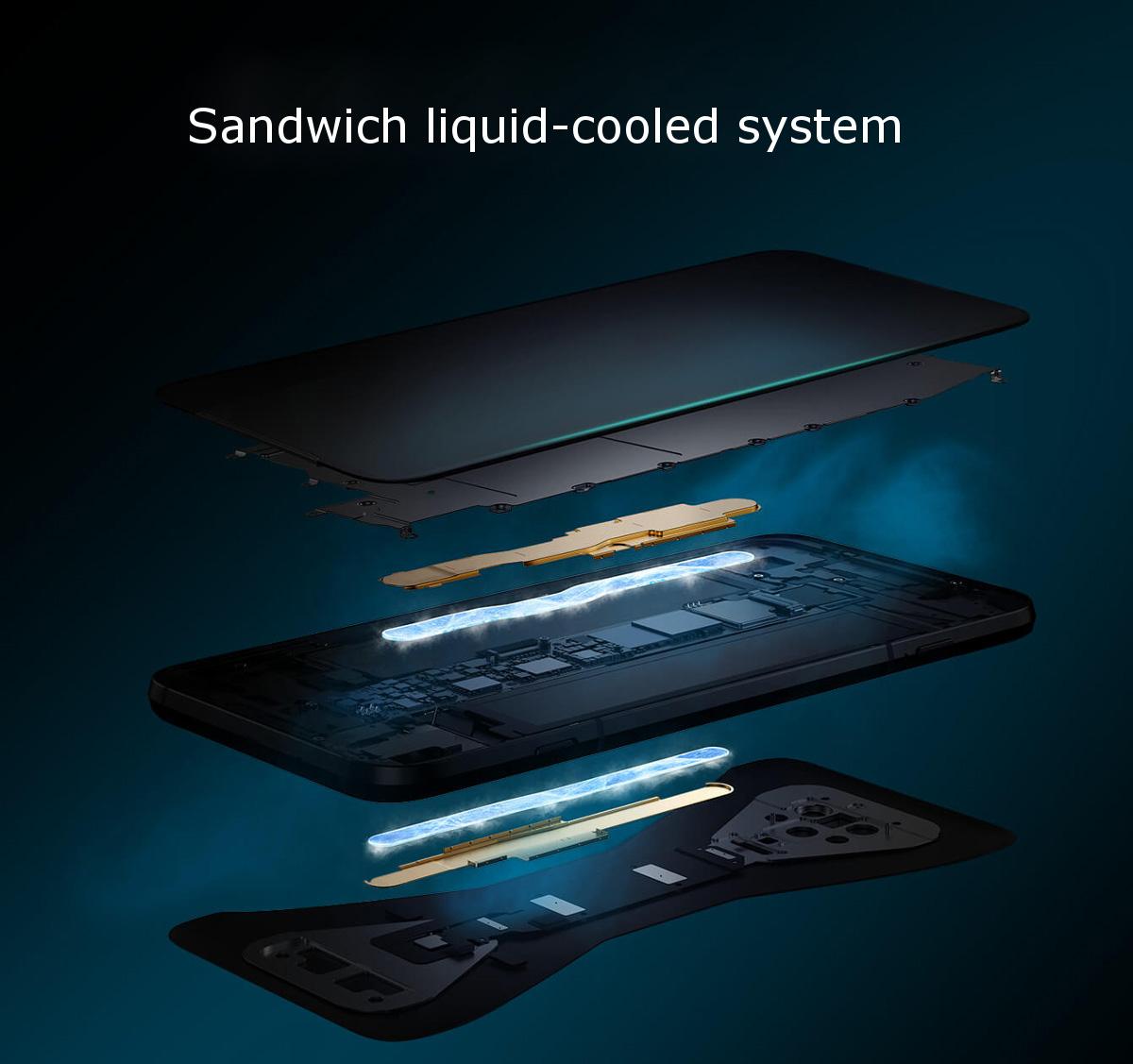 گوشی شیائومی مدل Black Shark 3 Pro ظرفیت 256 گیگابایت 6