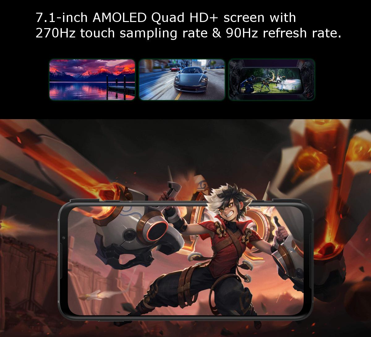 گوشی شیائومی مدل Black Shark 3 Pro ظرفیت 256 گیگابایت 8