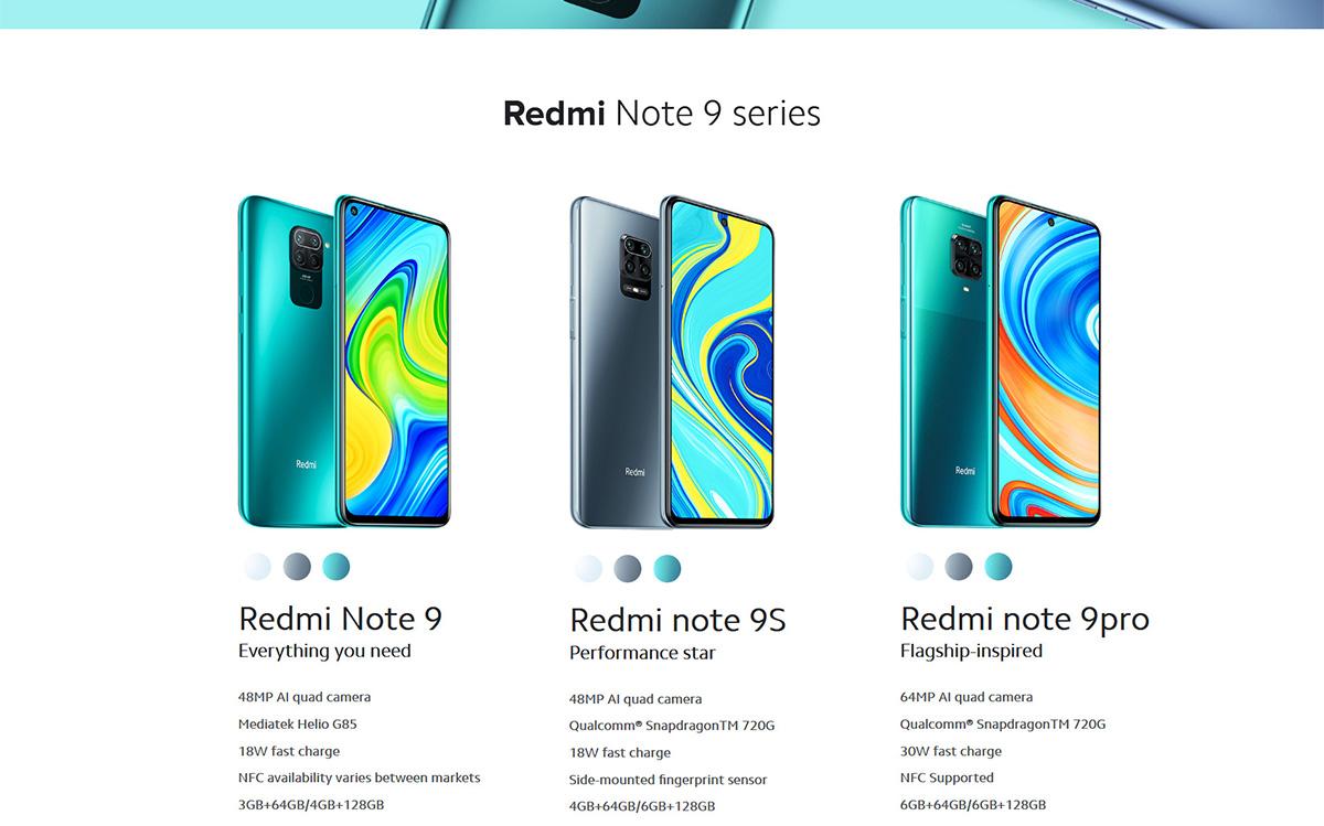 گوشی شیائومی مدل Redmi Note 9 ظرفیت 64 گیگابایت 14
