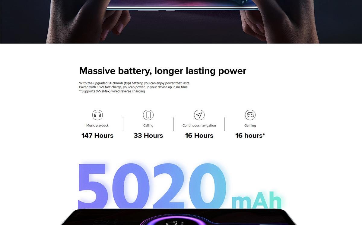 گوشی شیائومی مدل Redmi Note 9 ظرفیت 64 گیگابایت 3