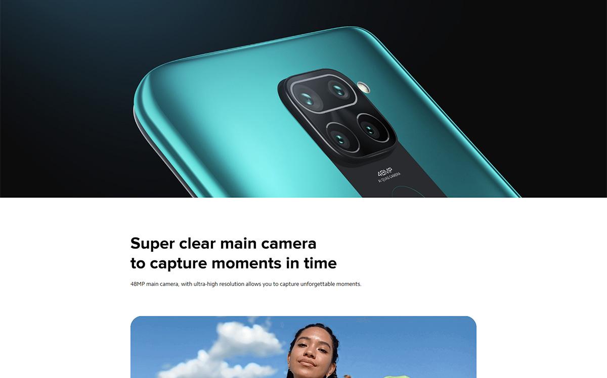 گوشی شیائومی مدل Redmi Note 9 ظرفیت 64 گیگابایت 5