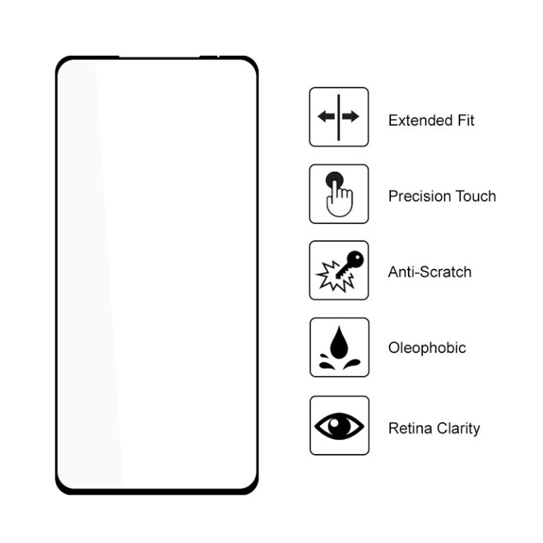 Full Tempered Glass Screen Protector