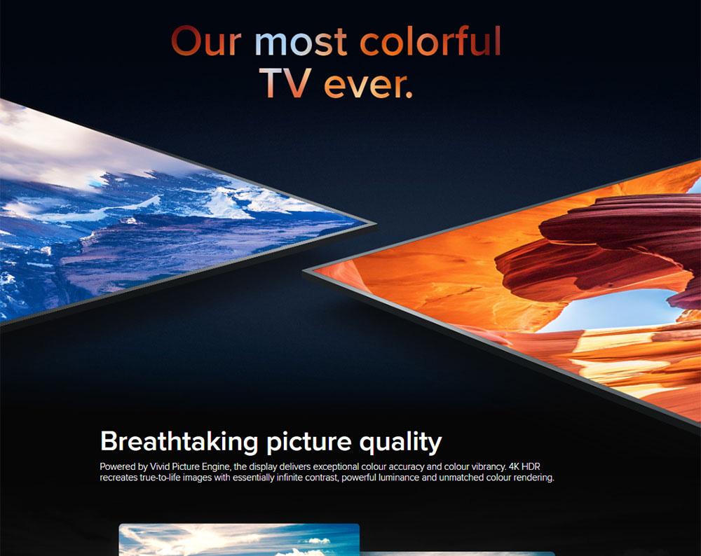 تلویزیون 65 اینچ شیائومی مدل Mi TV 4S 65 گلوبال Mi TV 4S 65