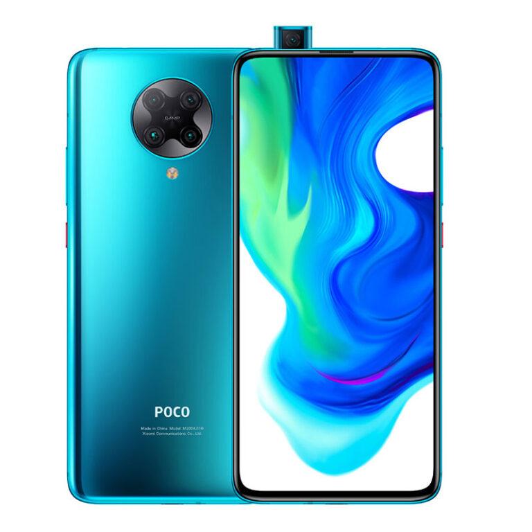 POCO F2 Pro Neon Blue
