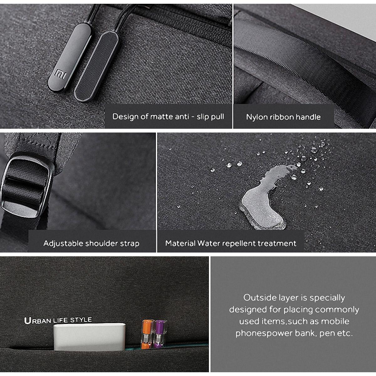 کوله پشتی لپ تاپ شیائومی مدل Mi Urban 3