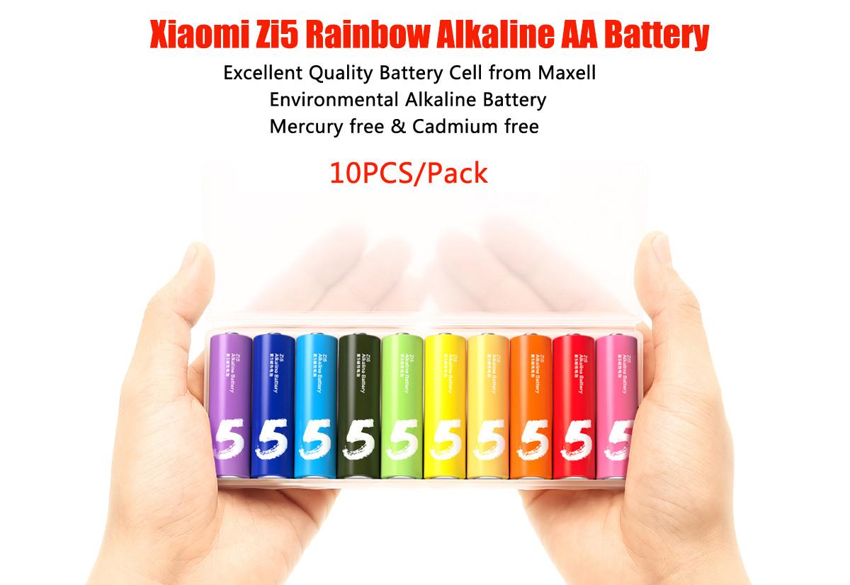 Alkaline ZI5