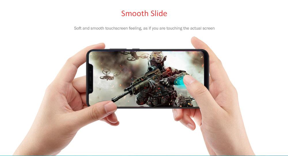 محافظ صفحه نمایش شیشه ای گوشی شیائومی Full Glass Full Glass