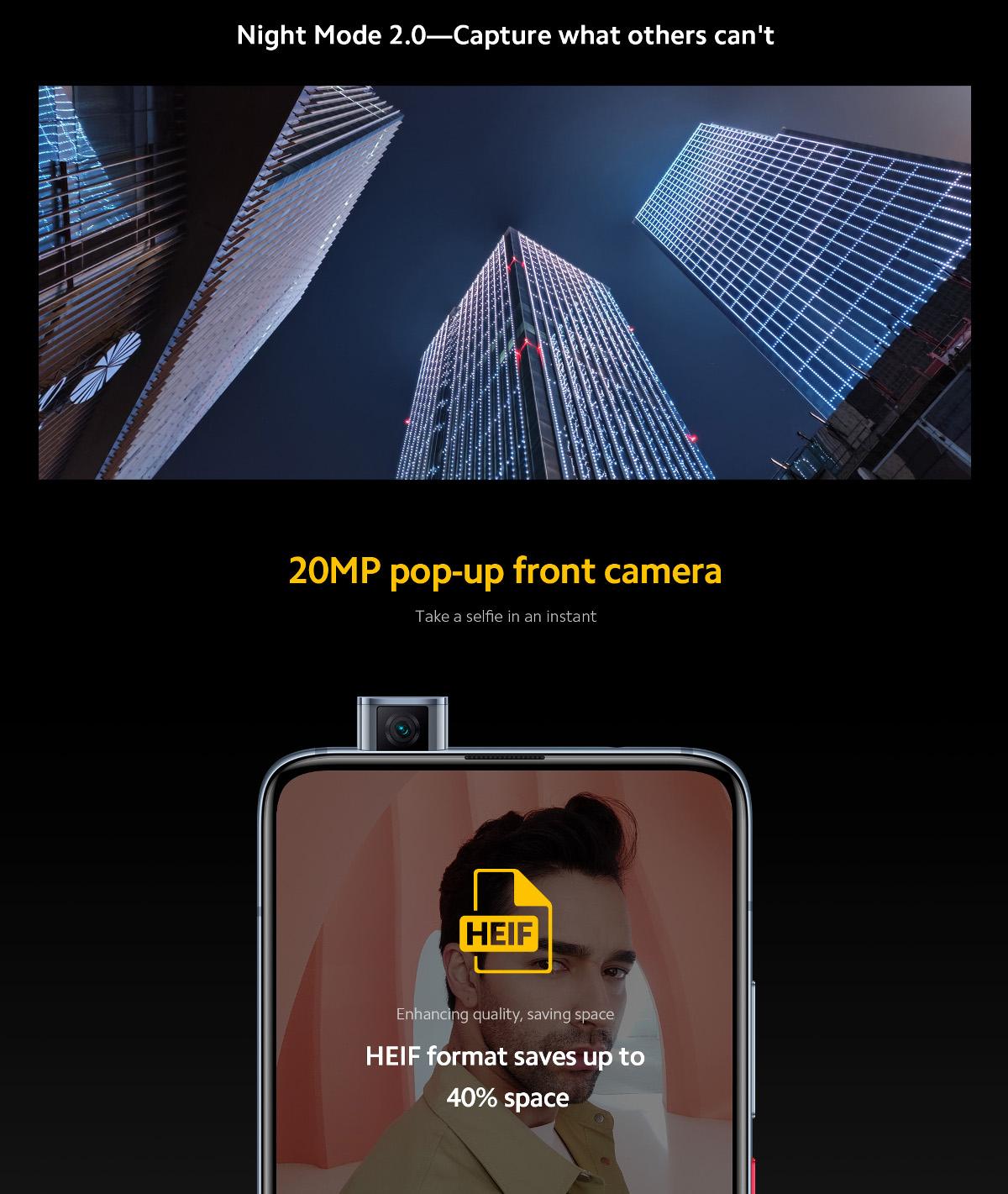 گوشی شیائومی مدل POCO F2 Pro ظرفیت 128 گیگابایت 10