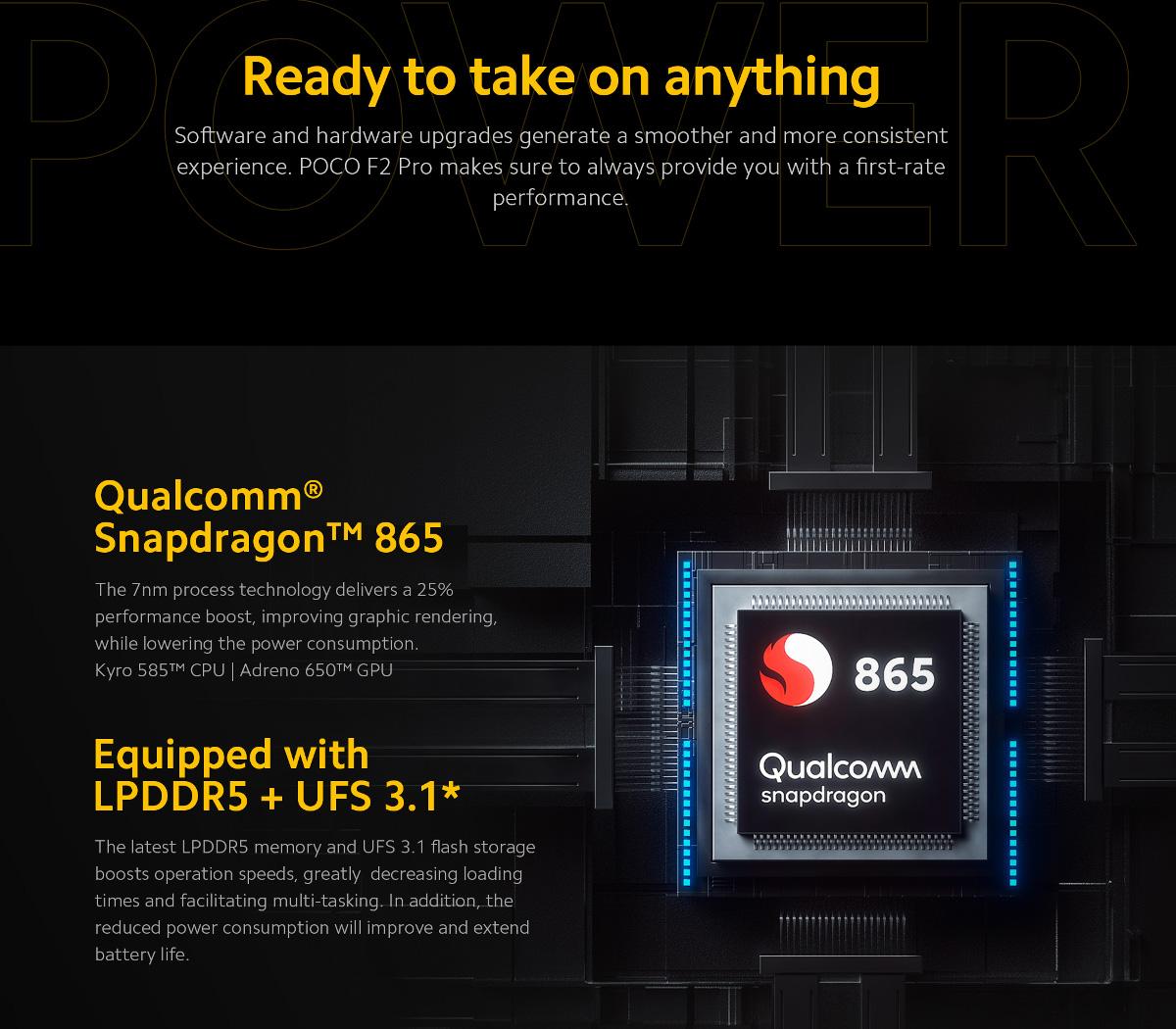 گوشی شیائومی مدل POCO F2 Pro ظرفیت 128 گیگابایت 1