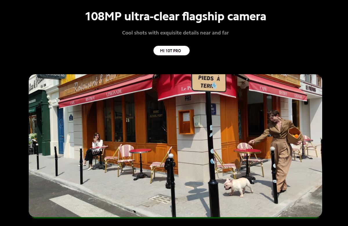 گوشی شیائومی مدل Mi 10T PRO 5G ظرفیت 8/128 گیگابایت 3