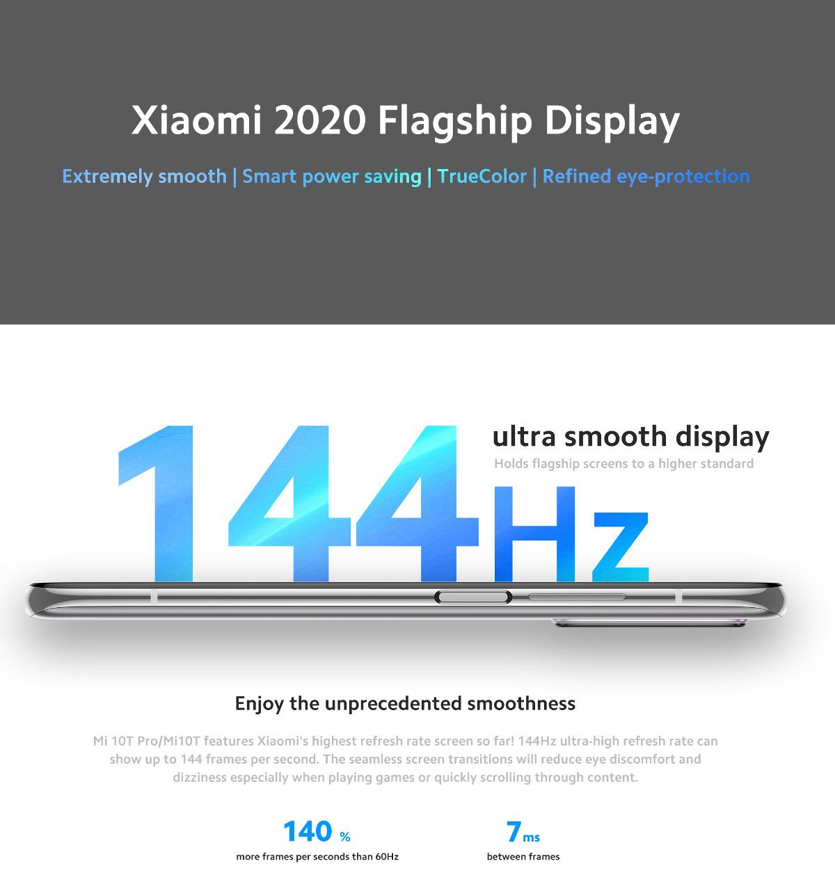گوشی شیائومی مدل Mi 10T PRO 5G ظرفیت 8/128 گیگابایت 6