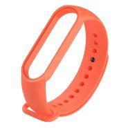 بند رنگی دستبند سلامتی شیائومی مدل Mi Band 5 بند رنگی دستبند سلامتی شیائومی