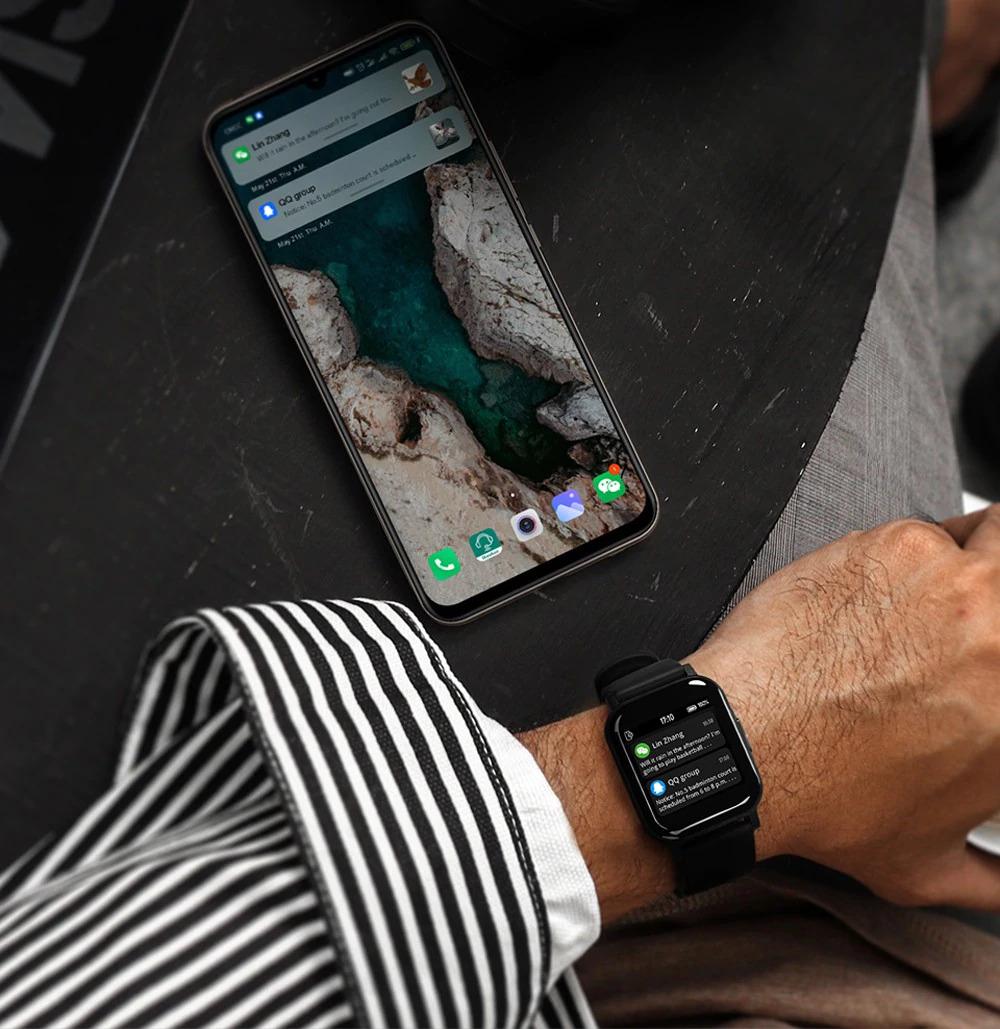 ساعت هوشمند شیائومی مدل Haylou LS02 12