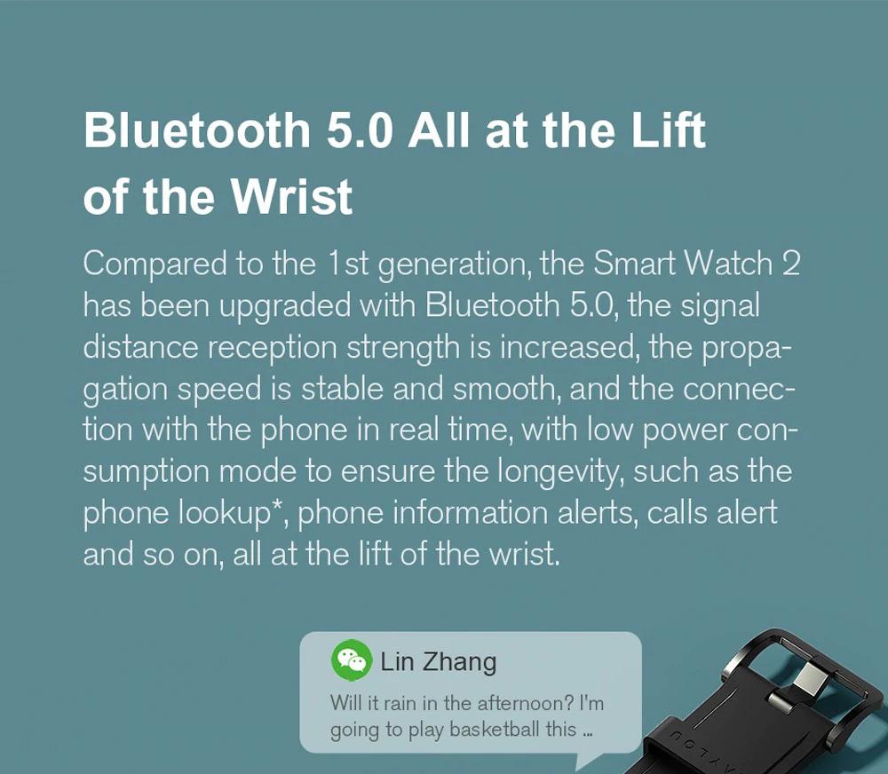 ساعت هوشمند شیائومی مدل Haylou LS02 19